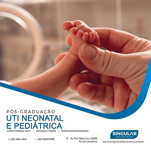 UTI Neontal e Pediátrica