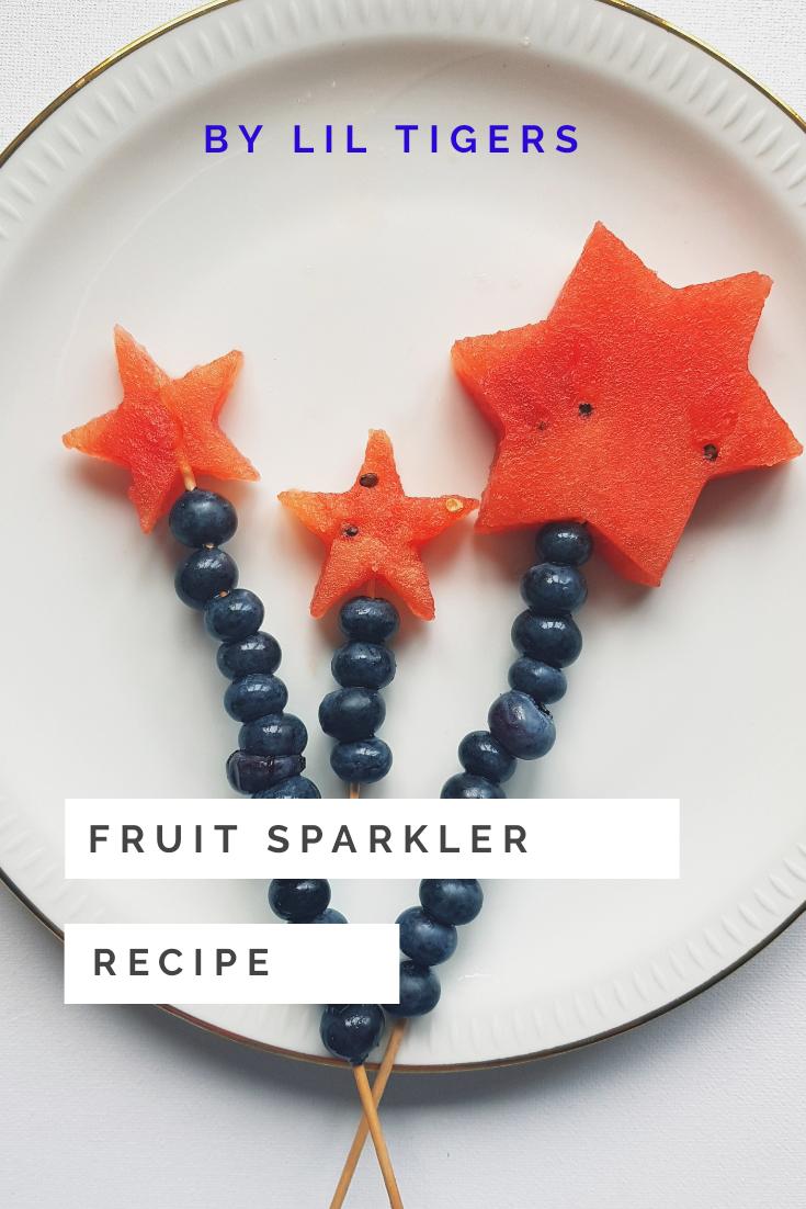 Fruit Sparkler