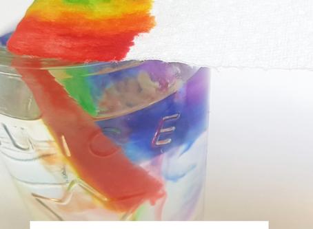 Grow a Rainbow Art Project