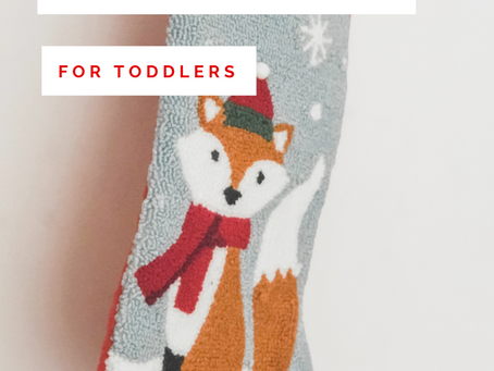 The 20 Best Stocking Stuffers for Toddlers