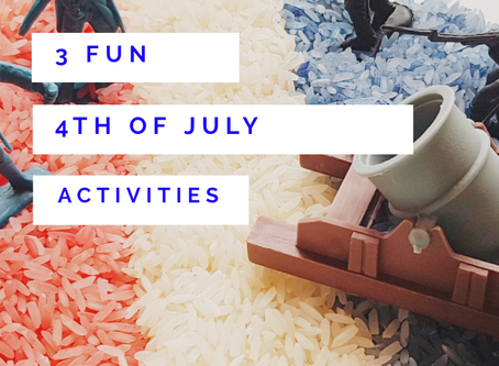 3 Easy 4th of July Activities
