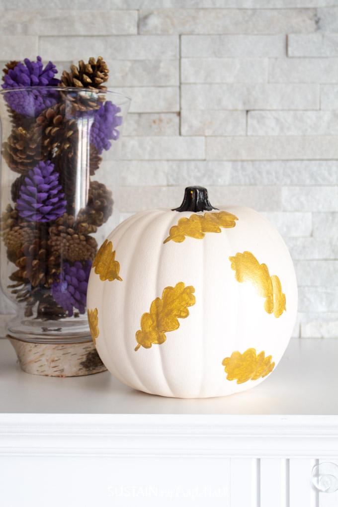 No Carve Pumpkin Decorating Ideas for Kids
