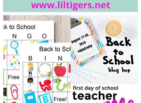 20+ Back to School Activities for Kids