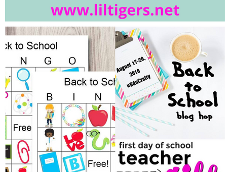 20+ Back to School Activities for Kids