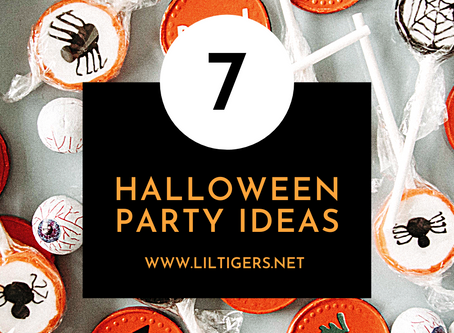 Easy DIY Halloween Party Ideas for Kids