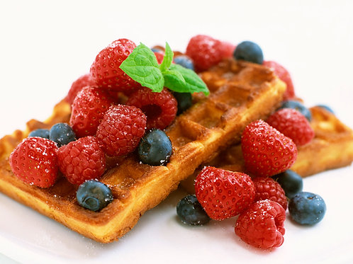 Add On -  (Waffles, Pancakes, French Toast Sticks or Home fries)