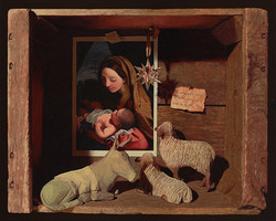""""""" Unto us a child is born..."""""""