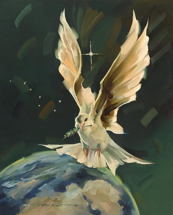 On Earth, Peace