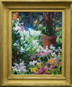 A pot in the Garden