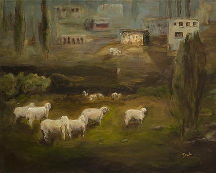 The Shepherd Cometh