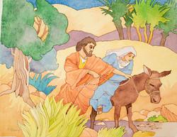 Nearing Bethlehem