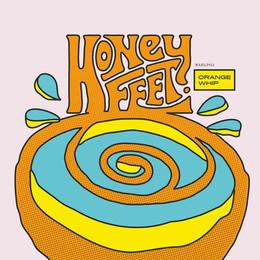 Honeyfeet - The Orange Whip