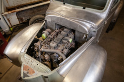 92 Cummings 12 Valve engine