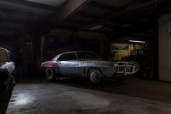 1969 Pontiac Firebird Photography
