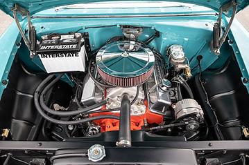 Engine building restoration