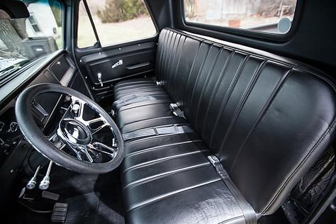 Custom Interior Trucks
