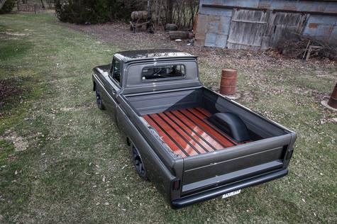 Custom Truck Builder
