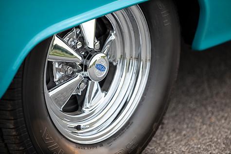 Craiger Wheels 55 chevy