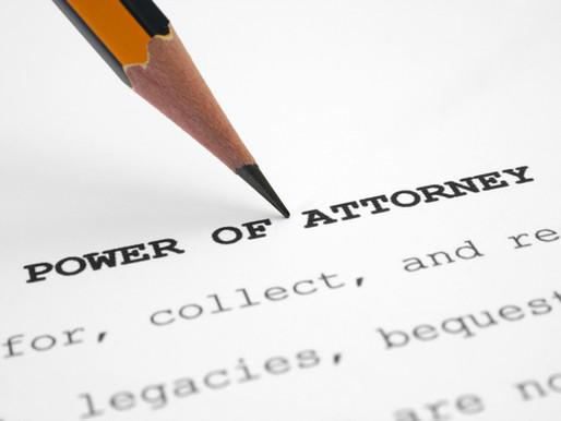 Lasting power of attorney or Deputyship COP3?