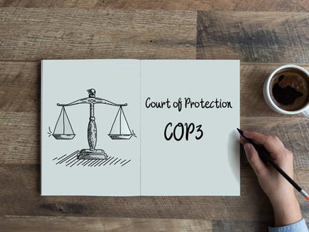 COP3 Capacity Assessment