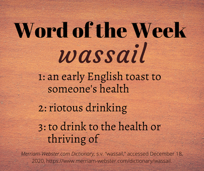 Wassail: The Holiday Drink with a Surprise Meaning