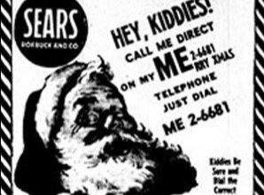How a Typo Created a Christmas Staple: NORAD's Santa Tracker