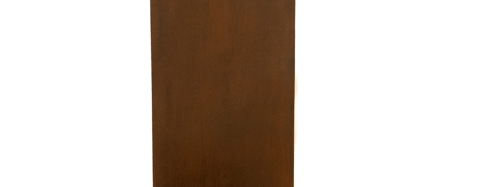 Sem Título   2018 Ferro e madeira / Iron and wood 115 x 40 x 30 cm
