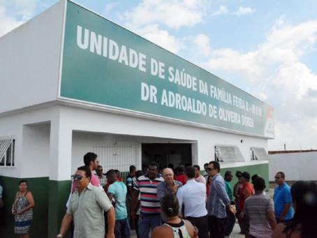 Duas unidades de saúde serão inauguradas nesta quinta 7