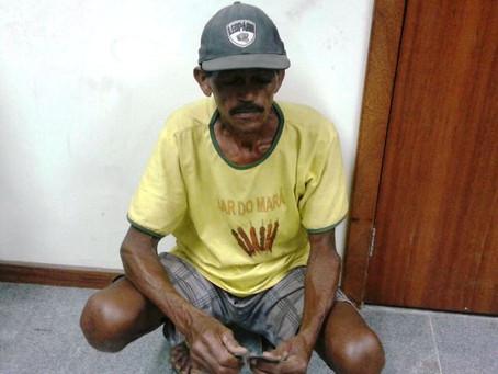 Idoso é acusado de estuprar criança de 5 anos em Feira de Santana