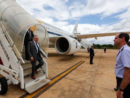 Temer recebe alta após angioplastia e retorna hoje a Brasília