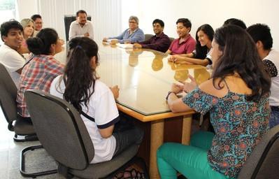 Uefs assina convênio com universidade peruana e amplia a internacionalização
