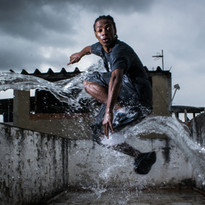 AMANDA BARONI  Série Elementos da minha natureza - Água   2018 Fotografia 30 x 45 cm