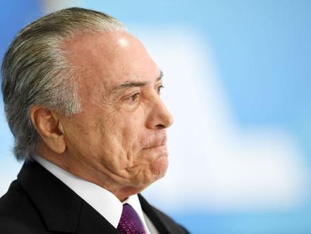 Temer passará por cateterismo em hospital em São Paulo