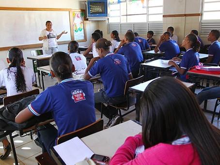 Segundo o governo estadual Censo Escolar demonstra melhora da educação baiana