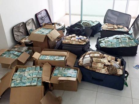 Ex-assessor diz ao STF que devolvia 80% do salário a Lúcio Vieira Lima e a Geddel