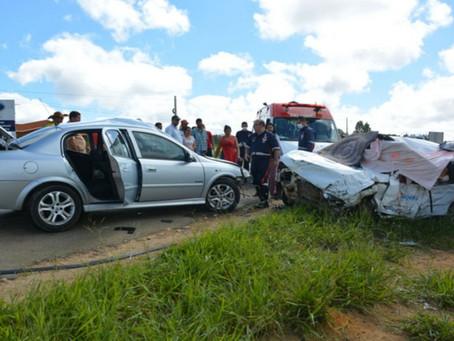 Acidente de trânsito vira 'doença' de notificação obrigatória na Bahia