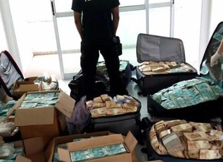 Após confusão, PF nega sumiço de dinheiro do 'bunker' de Geddel
