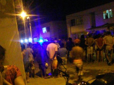Homem é assassinado a tiros no residencial Alto do Rosário, em Feira