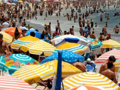 Verão deve ter chuva normal na maior parte do país, diz meteorologista