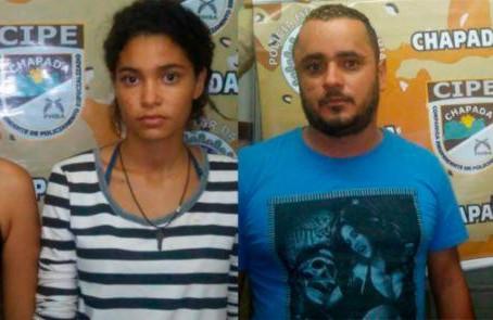 Suspeitos de integrar quadrilha de assalto a bancos são presos na Bahia