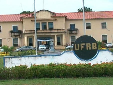 Inscrições em processo seletivo para professor substituto da UFRB terminam na sexta-feira (17)