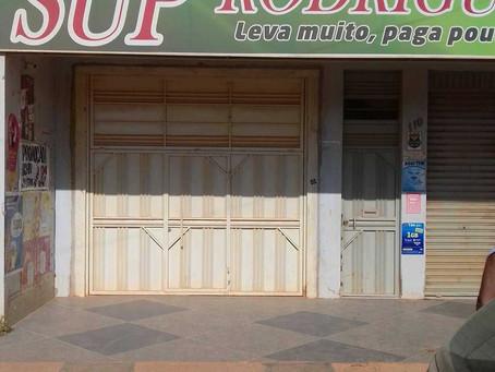 Empresário é baleado e morre após assalto a mercado na cidade de Irecê