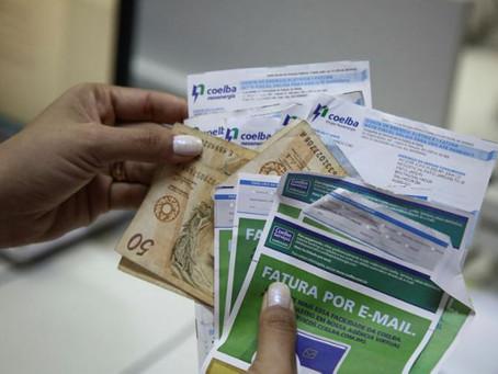 Aneel propõe reajuste de 15,01% nas tarifas da Coelba