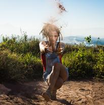 AMANDA BARONI  Série Elementos da minha natureza - Terra   2018 Fotografia 30 x 45 cm
