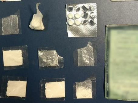 Caminhoneiro de 22 anos é preso com cocaína na BR 116