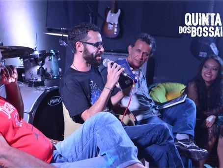 'Memórias do teatro feirense' será tema do evento Quinta dos Bossais