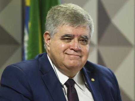 Carlos Marun assumirá Secretaria de Governo na quinta-feira