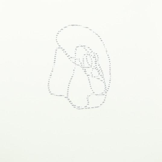 JIMSON VILELA Sem título (Unidade tripartida) | 2018 Colagem sobre papel 49,5 x 39,5 cm