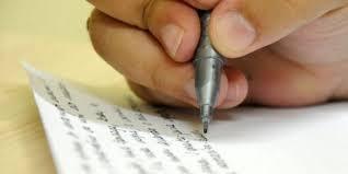 Começam as inscrições para o Concurso Internacional de Redação de Cartas