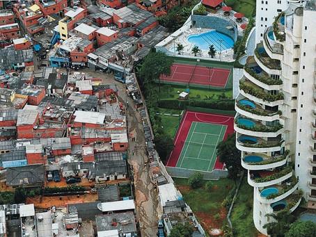 IBGE: 1% da população ganha 36 vezes a renda média da metade mais pobre